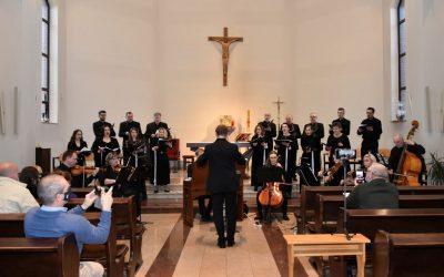 Koncert Agniculi w kościele św. Mikołaja